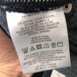 Pilcro and the Letterpress Jeans - Anthropologie Pilcro Superscript Flare Jeans 30